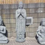 buddha figurer til haven