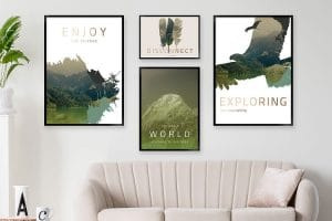 Natur plakat - Plakatplaza